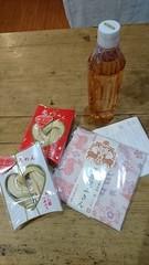 あっこちゃんありがとうね~☆梅酢美味しい♪.jpg