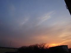 あらららら夕陽が!!カメラカメラ♪.jpg