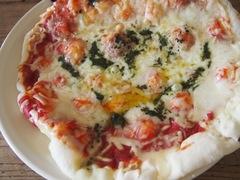 お昼はピザを焼いて 特売でした♪.jpg