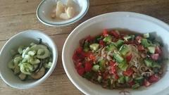 お昼は納豆野菜冷そうめん♪.jpg