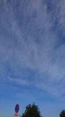 なんか面白い雲 はるの様な天気.jpg