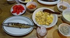 ひき肉と豆腐の甘辛卵とじ 美味しかった~.jpg