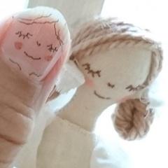 ほぼ親指の爪の大きさのお顔.jpg