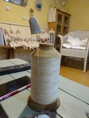 アメリカから買った来た糸はウサちゃんのおひげに♪.jpg