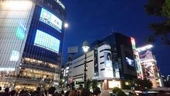 コンサートが終わって 渋谷駅でバイバイ.jpg