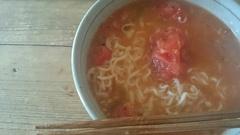 トマトラーメン美味しいな~-1.jpg