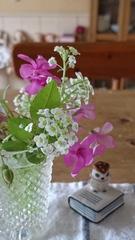 バラんだの花を摘んで生けました♪.jpg