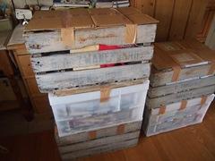 ブリちゃんの所に送る荷物を作って発送.jpg