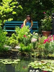 モネの庭にて.jpg