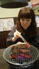 久し振りの焼き肉です.jpg