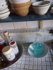 何十年も使っていた洗剤入れを替えました♪.jpg