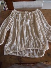 何年も前に買ったブラウス 裾のゴムを.jpg