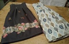 去年一年で何枚のスカートを作ったでしょ.jpg