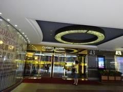 台北駅側のコスモスホテル 便利なところでした♪.jpg