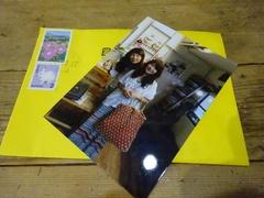 台湾でお会いしたまみこさんの横浜のお友達からお手紙が♪.jpg
