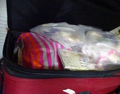 台湾の教室用荷物満杯です♪.jpg