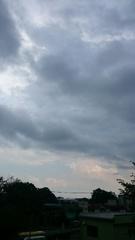 変な空になってきた.jpg