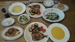 夕ご飯が楽しみなんです 野菜大好き.jpg