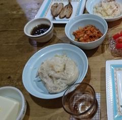 夕ご飯に作りましたよ もち米で♪美味しかった!.jpg