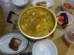 夕ご飯のお鍋 美味しかった~~~.jpg