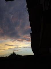 夜7時過ぎ 変な空に.jpg