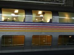 大宮駅でカシオペア号を見た 旅に行きたいな.jpg