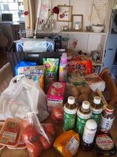 掃除用具から半額冷凍食品から色々♪.jpg