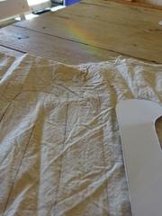 教材の型取りしてたら虹が遊びにやってきた♪.jpg