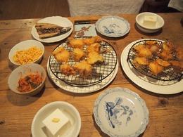 新玉葱のフライの美味しい事!!.jpg