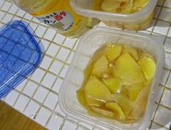 新生姜の甘酢漬け作りました♪.jpg