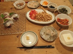 新鮮なイワシの刺身 お父ちゃんの大好物.jpg