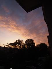 早朝(4時42分)朝焼けが・・・・。.jpg