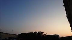 柔らかな夕景 平和が尊いな~.jpg