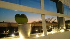 楽しい一日は 夕陽で幕引き.jpg