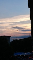 櫓の上に夕日が落ちて.jpg