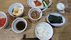 残りものでお昼を 美味しい(笑).jpg