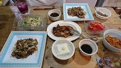 残りものの野菜と豚肉の味噌炒め 美味しかった.jpg