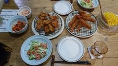海老フライとヒレかつ 最高に美味しかった!!.jpg