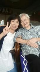 父方の伯母ちゃん スイ叔母と姉 何時までも元気でいてね.jpg
