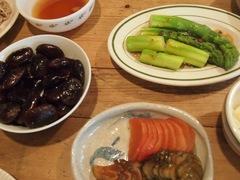 田舎のアスパラやお豆さん 美味しいです.jpg