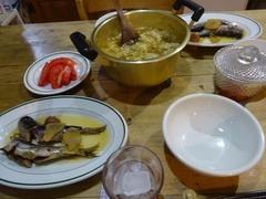 白菜とホワホワ肉団子の生姜鍋 最高美味しかった♪.jpg
