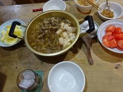 肉豆腐 玉ねぎが美味しかった~.jpg