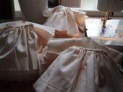 脇と裾を縫ったらスカート完成だ.jpg