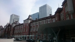 良い雰囲気だね~東京駅.jpg