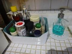 調味料入れと洗剤ポンプ♪.jpg