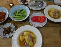 野菜の出汁で煮たらアッサリで美味しかった♪.jpg