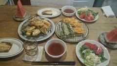 野菜の天ぷら 美味しかったぁ~~~~~♪.jpg