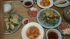 野菜をがいっぱいあるときは天ぷら!.jpg