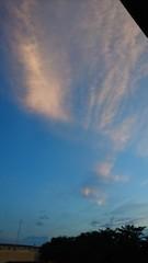 雲が夕日に染まって綺麗.jpg