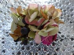 青山で頂いたお花をドライに 綺麗になりました.jpg